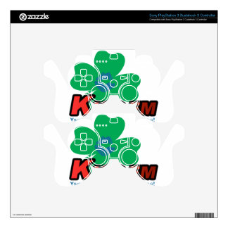 KISS FM Ireland Skin For PS3 Controller