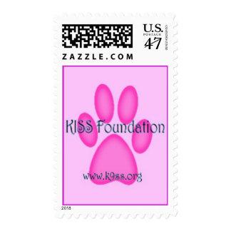 KISS Foundation ~ Stamp