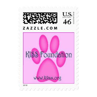 KISS Foundation Stamp