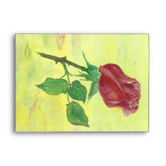 Kiss From A Rose Envelope