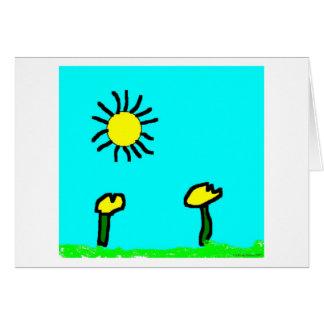 Kiss from the Sun Card
