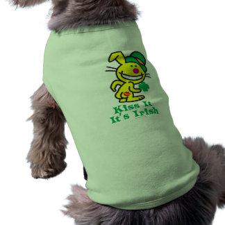Kiss It Dog T-shirt