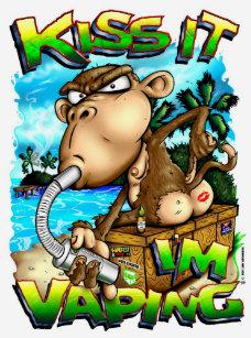 Vape Monkey Clothing | Zazzle