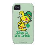 Kiss It Vibe iPhone 4 Case