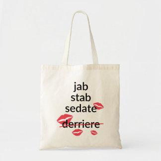 Kiss Kiss Funny Nurse Bag