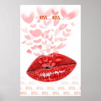 KISS-KISS PRINT