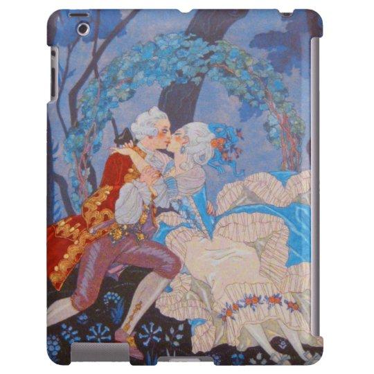 Kiss Marie Antoinette ~ iPad Plastic 2/3/4 Case