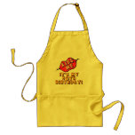 Kiss Me 50th Birthday Gifts Adult Apron