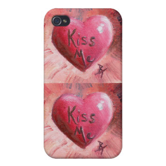 Kiss Me aceo, Kiss Me aceo iPhone 4/4S Cover