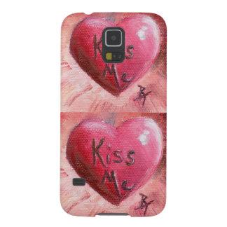Kiss Me aceo Samsung Galaxy Nexus Case