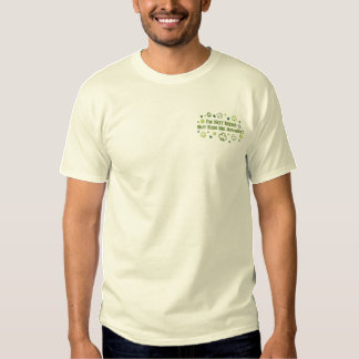 Kiss Me Anyway Embroidered T-Shirt