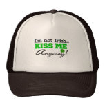 Kiss Me Anyway T-shirts and Gifts Trucker Hat