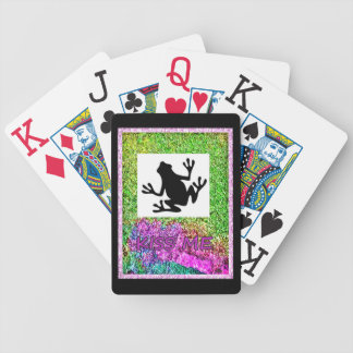 Kiss Me Couple's Jumbo Index Bicycle Playing Cards