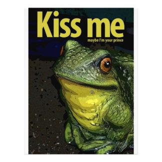 KISS ME FLYER