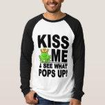 KISS ME Frog shirt - choose style & color