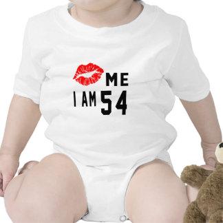 Kiss Me I Am 54 Bodysuit