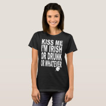 kiss me I am boyfriend t-shirts