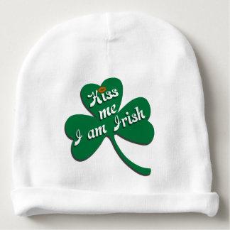 Kiss me I am Irish Baby Beanie