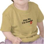 Kiss Me I'm Croatian T Shirts
