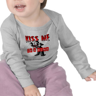 Kiss Me I m A Mime Shirt