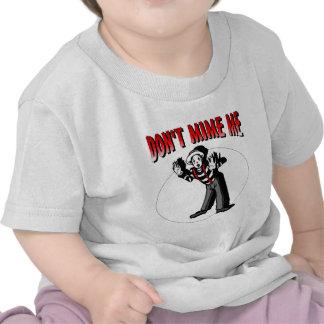 Kiss Me I m A Mime Tee Shirt