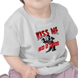 Kiss Me I m A Mime Tee Shirts
