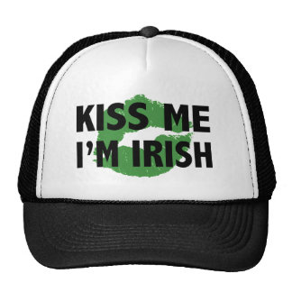 Kiss Me I'm Irish Hat