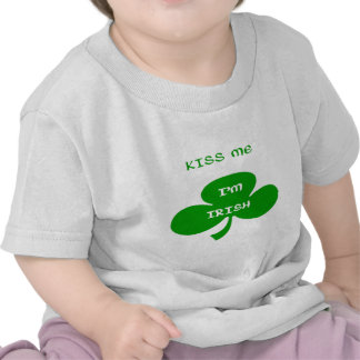 Kiss Me, I`m Irish Tee Shirt