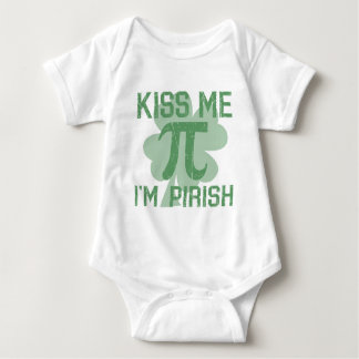 """""""Kiss Me, I'm Pi-rish"""" Shirt"""