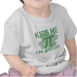 """""""Kiss Me, I'm Pi-rish"""" Shirts"""