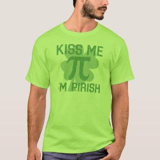 """""""Kiss Me, I'm Pi-rish"""" T-Shirt"""