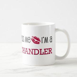 Kiss Me I'm a CHANDLER Coffee Mug