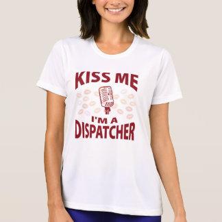 Kiss Me I'm A Dispatcher Shirt
