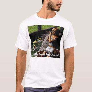 Kiss Me I'm A Frog Prince! T-Shirt