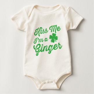 Kiss Me I'm a Ginger! Bodysuit