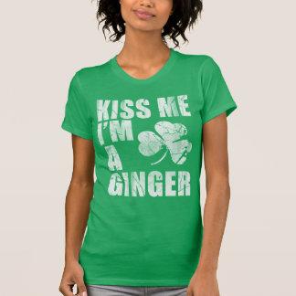 Kiss Me I'm A Ginger Shirt
