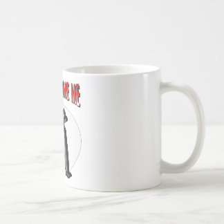 Kiss Me I'm A Mime Coffee Mug