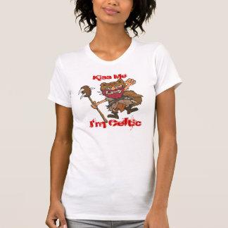 Kiss Me I'm Celtic T-Shirt