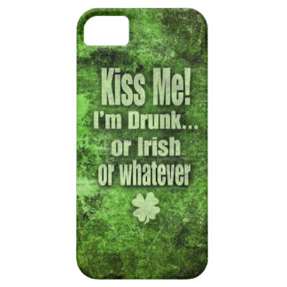Kiss Me, I'm drunk! iPhone 5 Case