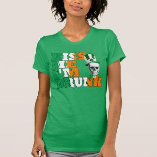 Kiss me I'm Drunk St Patrick's Tees