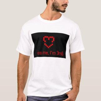 Kiss Me, I'm Emo T-Shirt