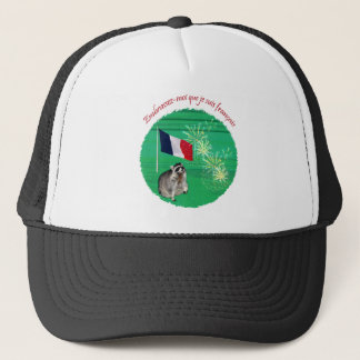 Kiss Me I'm French Hat