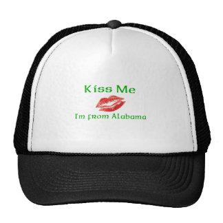 Kiss Me I'm from Alabama Trucker Hat