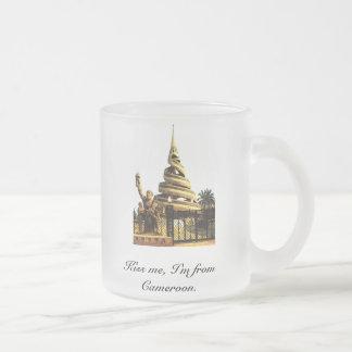 Kiss me, I'm from Cameroon. Coffee Mug