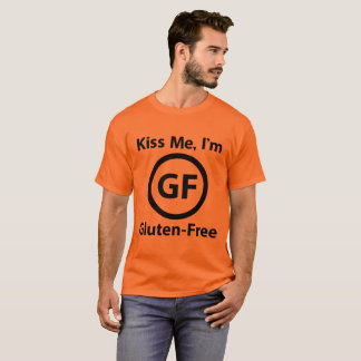 Kiss Me I'm Gluten Free T-Shirt