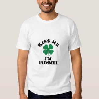 Kiss me, Im HUMMEL T Shirt