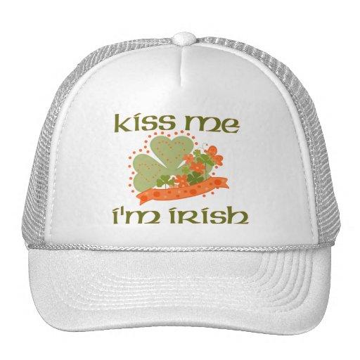 Kiss Me I'm Irish 2 Trucker Hat