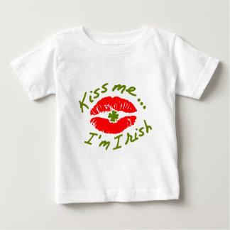 KISS ME IM IRISH BABY T-Shirt