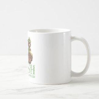 Kiss Me I'm Irish, but First Buy Me A Guinness Coffee Mug
