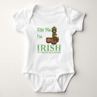 Kiss Me I'm Irish, but First Buy Me A Guinness T Shirt